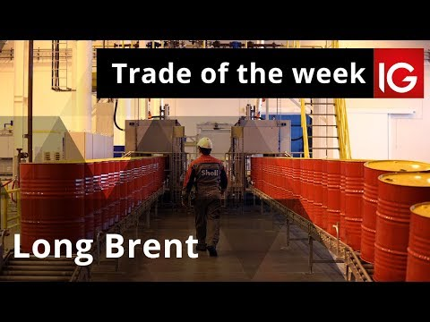 Long Brent Crude Oil | Trade of the week