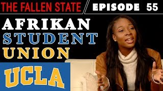 Black UCLA Students FREAK OUT over