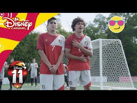 Disney 11 OMG #3: Skænderier, rivaler og stjålne pokaler   Disney Channel Danmark