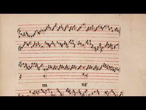 """Perotin - Organum Quadruplum """"Sederunt Principes"""" (ca.1200)"""