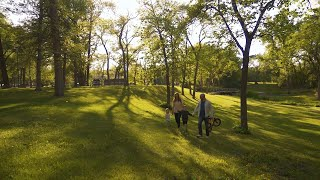 Explore Winnipeg's beautiful parks this summer!