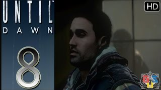UNTIL DAWN Part 8 - JESS and MIKE MEET THE MINE Gameplay Playthrough HD