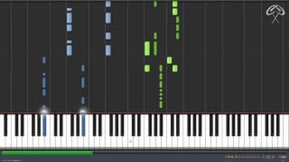Enrique Iglesias - Tonight Piano Tutorial & Midi Download