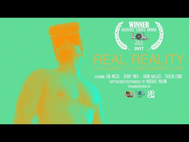 Real Reality: Life Inside The Discomfort Zone // Mockumentary