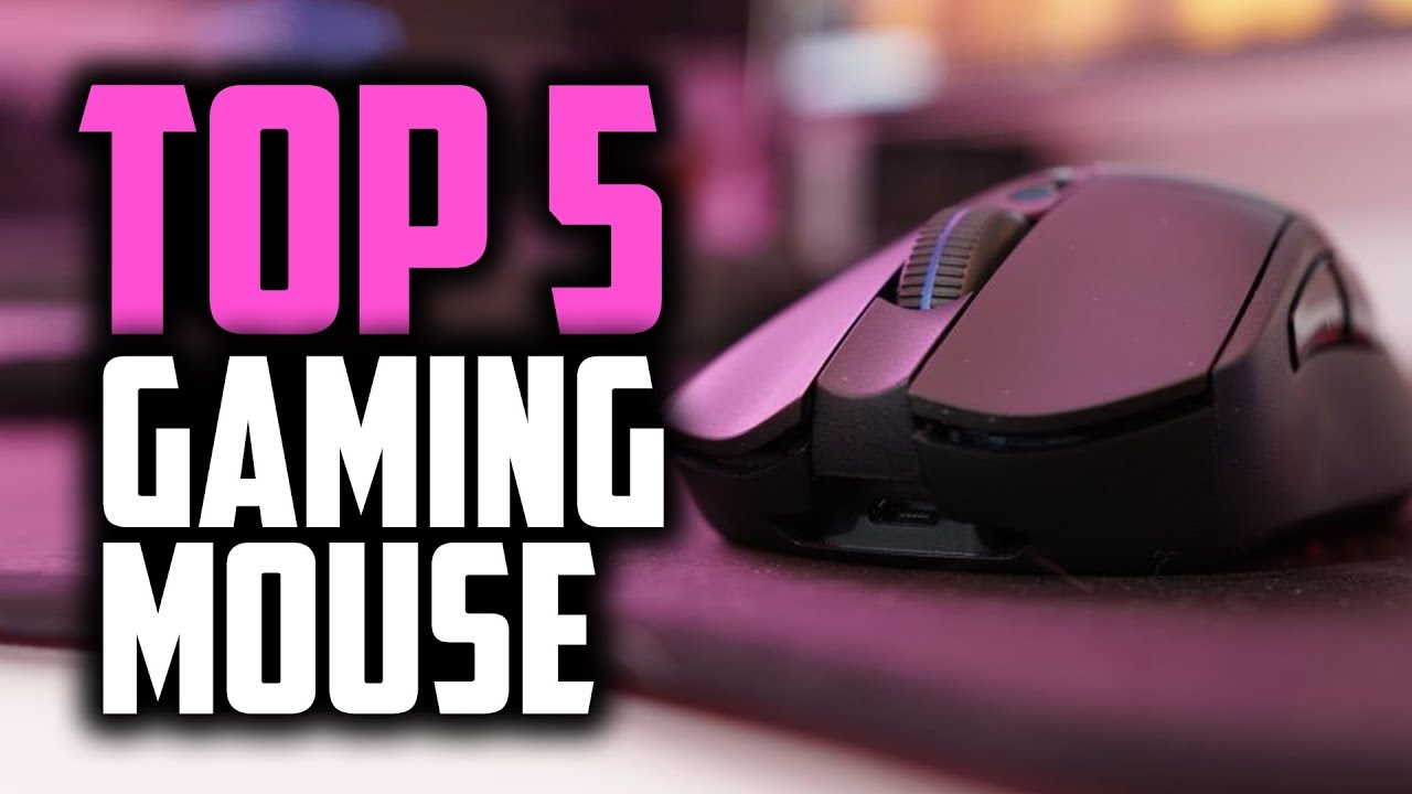 696250a7a0e Best Gaming Mouse in 2019 | Top 5 Options For FPS & MMO Gaming - YouTube