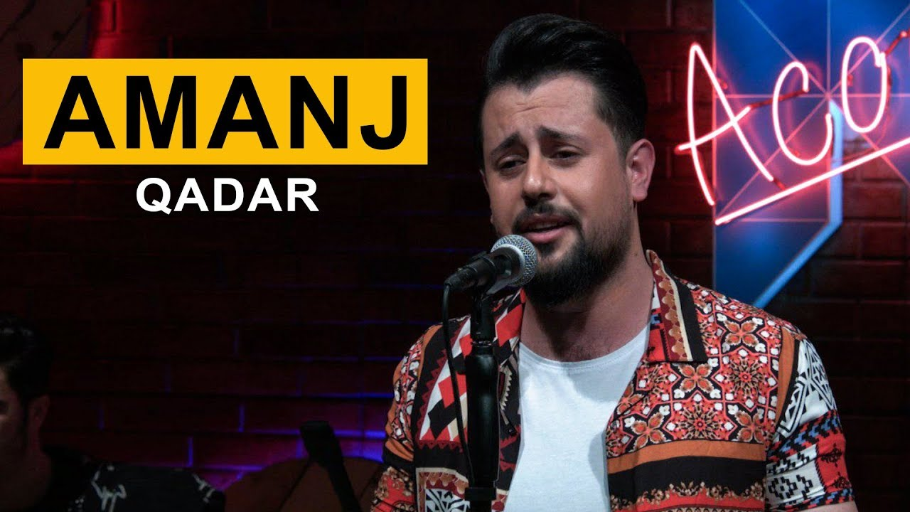 Amanj - Qadar (Kurdmax Acoustic)