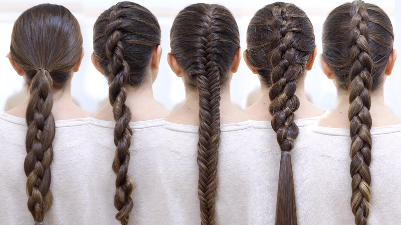 braid hair 6 cute