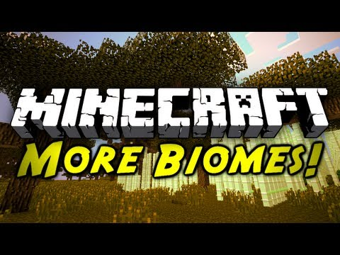 minecraft-mod-showcase:-more-biomes-mod!-[glaciers,-bamboo-forests,-savannas!]