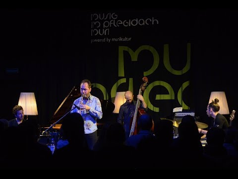 "Will Vinson Quartet - ""Nobody else but me"" @ musig im pflegidach, Muri"