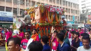 World largest Ratha yatra Dhaka BD 2018