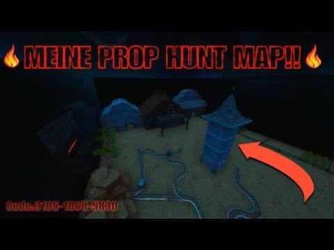 Prop Hunt Maps Codes