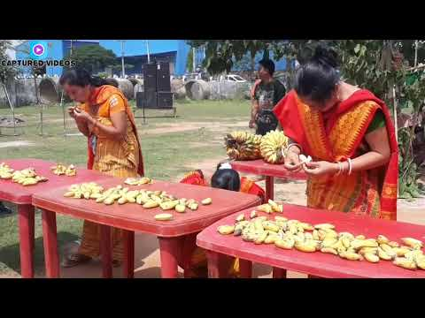 Banana eating Competition || Bwisagu || Guwahati ||