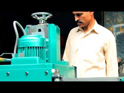 KNIFE GRINDING MACHINE | MEGA ENGINEERING WORKS.