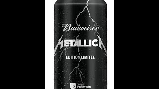 Metallica beer limited edition! – Mushroomhead tour – C.O.C. tour w Pepper – new Norman Jean 2016