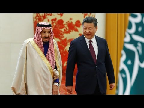 Amid uncertainty, Saudi King Salman seeks closer ties with Asian powers