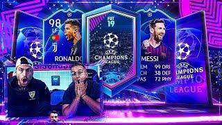 FIFA 19: TOTKS PACK OPENING + SBCs + MARIO KART RAGEEEEEEE