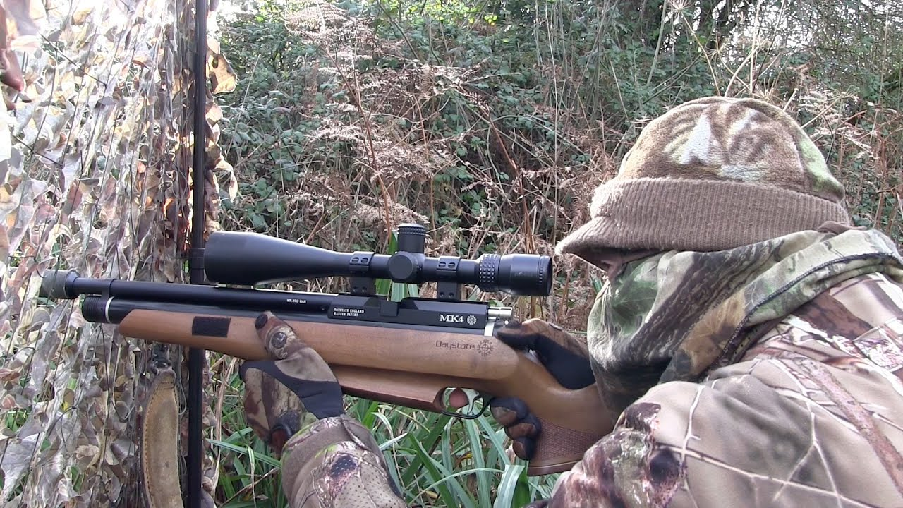 The Airgun Show – cold weather squirrel hunt, PLUS The ...