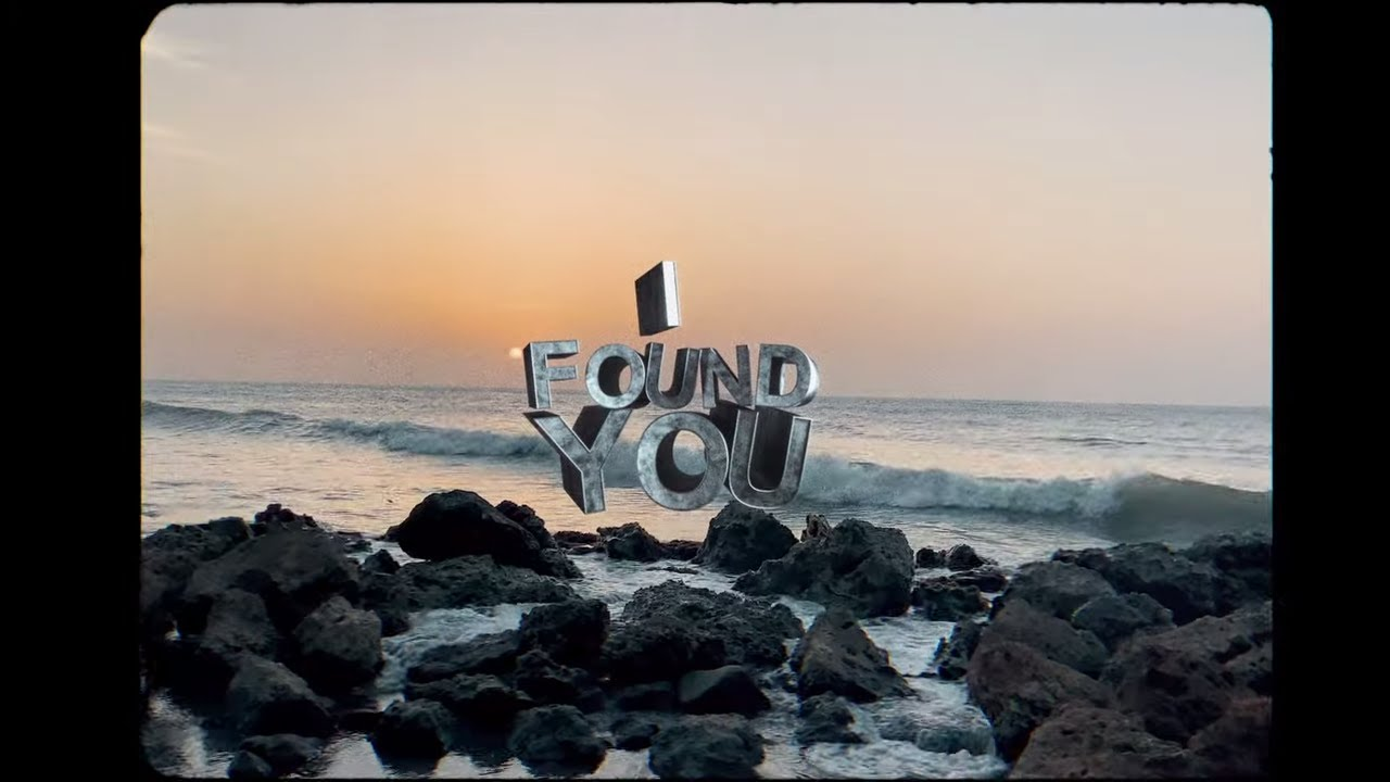 Cash Cash & Andy Grammer - I Found You (Official Lyric Video)