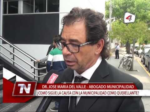 AUDIENCIA VILLA DON CARLOS, JOSE MARIA DEL VALLE