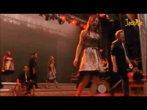 Glee -  Faithfully (Full Performance)