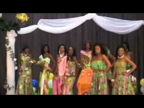 Miss AfriCanada 2010 Highlights