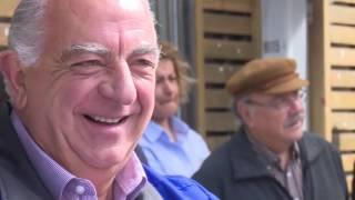 De monjas y curas sorprendieron con un flashmob al alcalde de Villa Alemana