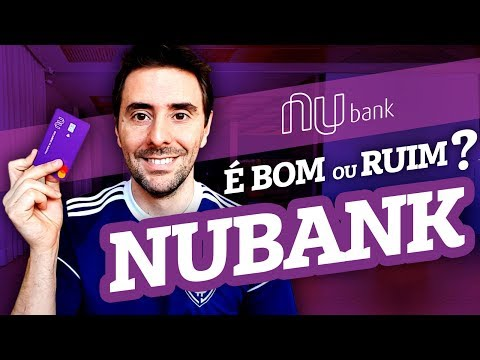 NUBANK e NUCONTA: como funciona? NUBANK REWARDS vale a pena?