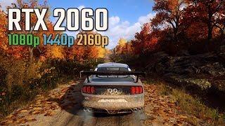 Dirt Rally 2.0 RTX 2060 Benchmark | 1080p 1440p 2160p