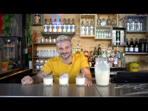 Making Coquito With Pedro Capó