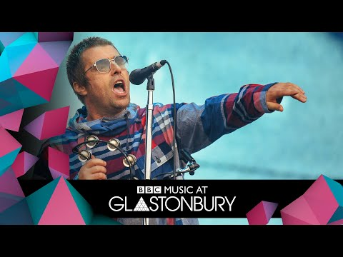 Liam Gallagher - Wall Of Glass (Glastonbury 2019) Mp3