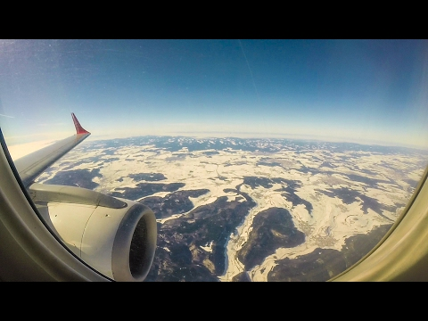 Helvetic Airways Embraer 190 FULL FLIGHT | Zurich - Stuttgart