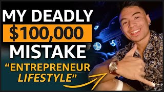 The $100k Addiction That Destroyed My Business & Health | Entrepreneur mistake