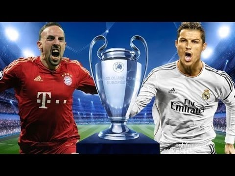 Real Madrid 4-0 Bayern Munich HD Full Match Partido Completo   COPE   Semifinales Vuelta 2014