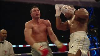 Anthony Joshua vs Wladimir Klitschko Full Fight Highlight