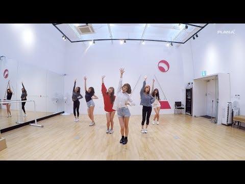 Apink 'FIVE'' 안무 연습 영상 (Choreography Practice Video)