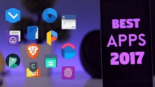 Top 30+ Best Android Apps 2017 ─ Epic List!