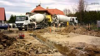 budowa DOMU WZORCOWEGO M-45 (FUNDAMENTY1)
