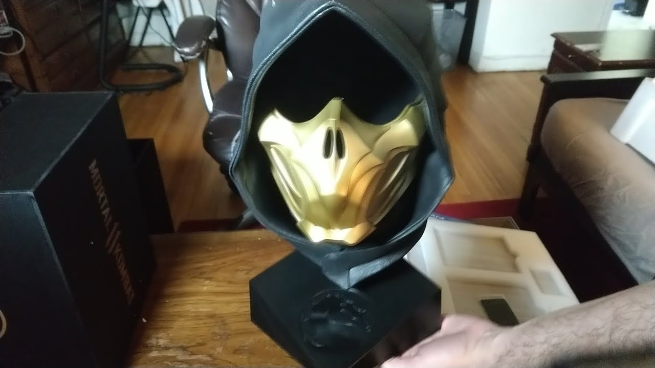 Mortal Kombat 11 Kollector S Edition Unboxing W Spooky Is This