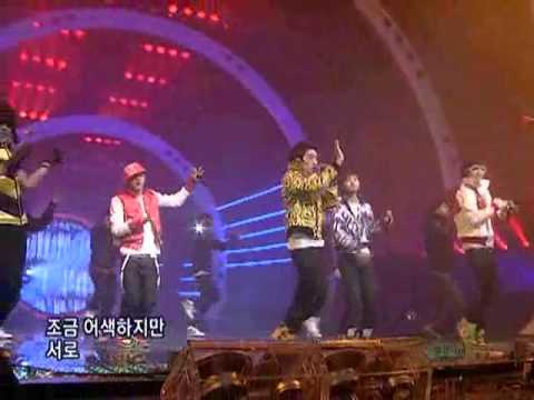 Bigbang-Last Farewell(빅뱅-마지막인사) @SBS Inkigayo 인기가요 20080113