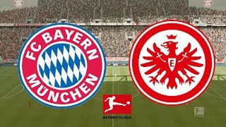 ... bayern munich are favourites for another home fixture as they host frankfurt!li...
