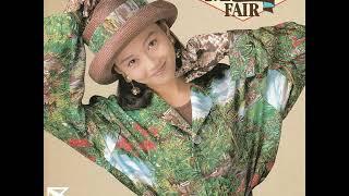浅香唯『MELODY FAIR』(全10曲:12分40秒)1989.03.01発売の6thアルバム
