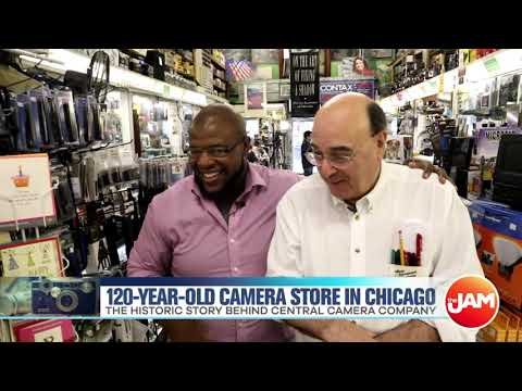 120-Year-Old Camera Store In Chicago