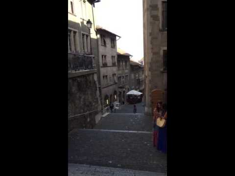 The Old Town Geneva