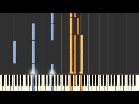 Fljotavik (Sigur Ros) - Piano tutorial