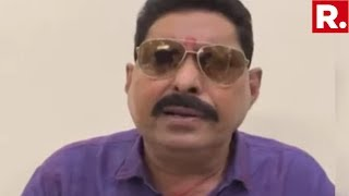 Bihar's AK 47 MLA Anant Singh Surrenders In Delhi Court
