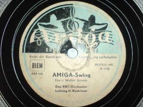 Rundfunk Tanzorchester Berlin Gross Stadt Rhythmus
