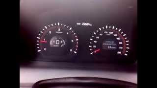 Ssangyong new actyon 0-100