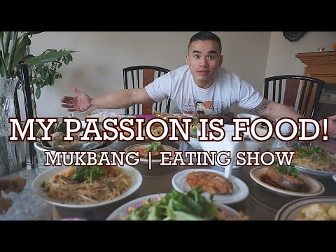 MY PASSION IS FOOD | MUKBANG | QT