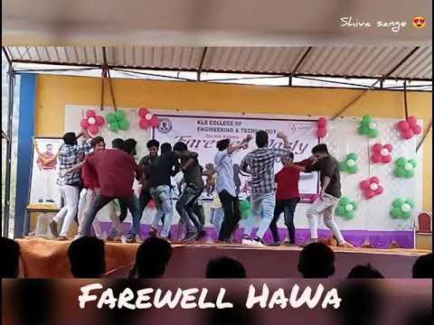 Dhagad Sai Anna Performance by @KLR Students