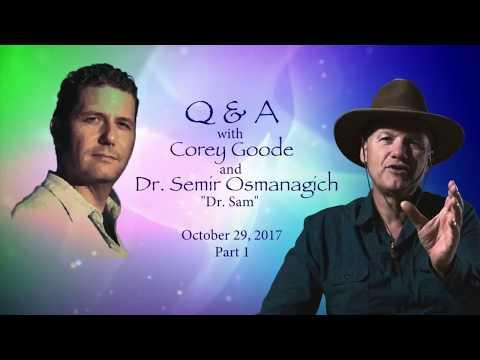 Dr. Sam Osmanagich &  Corey Goode : Pyramid Science   Hidden History